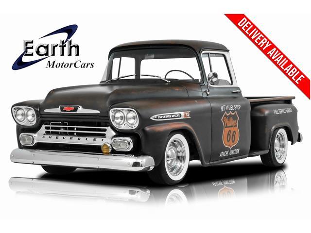 1959 Chevrolet Apache (CC-1458914) for sale in Carrollton, Texas