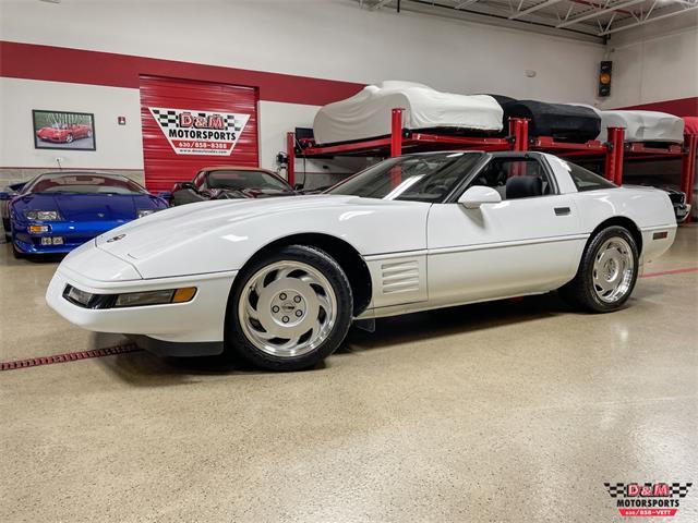 1992 Chevrolet Corvette (CC-1458926) for sale in Glen Ellyn, Illinois