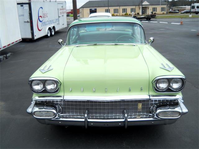 1958 Pontiac Sedan (CC-1458945) for sale in Greenville, North Carolina