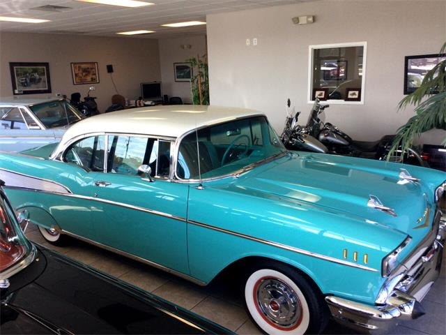 1957 Chevrolet Bel Air (CC-1458946) for sale in Greenville, North Carolina