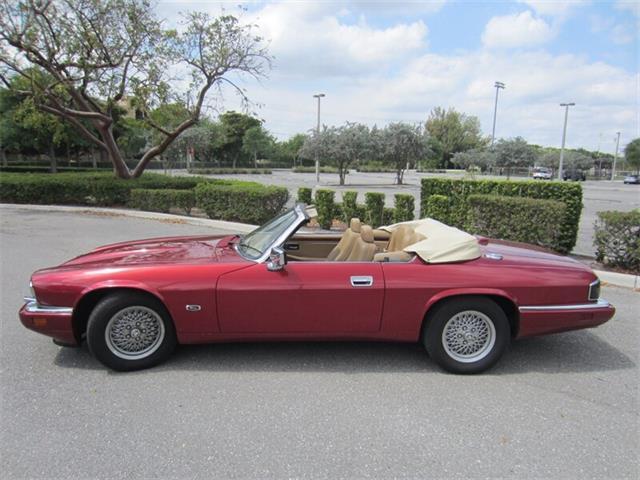 1994 Jaguar XJS (CC-1458950) for sale in Delray Beach, Florida