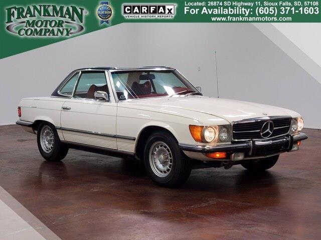 1972 Mercedes-Benz SL-Class (CC-1458978) for sale in Sioux Falls, South Dakota