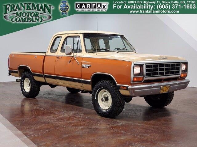 1981 Dodge D150 (CC-1458987) for sale in Sioux Falls, South Dakota