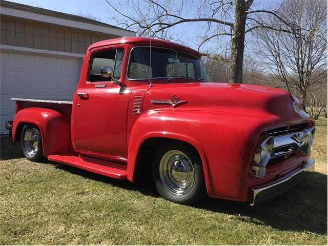 1956 Ford F100 (CC-1459003) for sale in Madison, Ohio