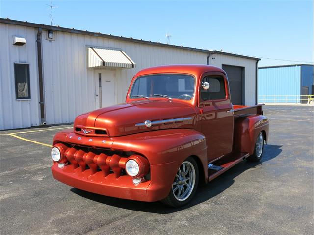 1952 Ford F1 (CC-1459008) for sale in Manitowoc, Wisconsin