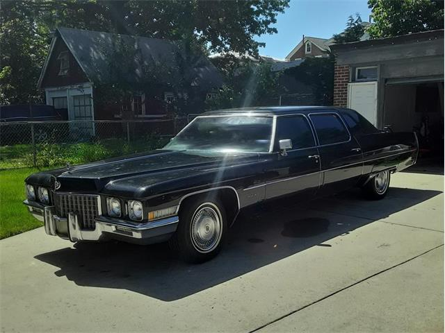 1971 Cadillac Fleetwood Limousine (CC-1459014) for sale in Clifton Heights, Pennsylvania