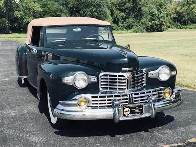1947 Lincoln Continental (CC-1459027) for sale in Adamstown, Maryland