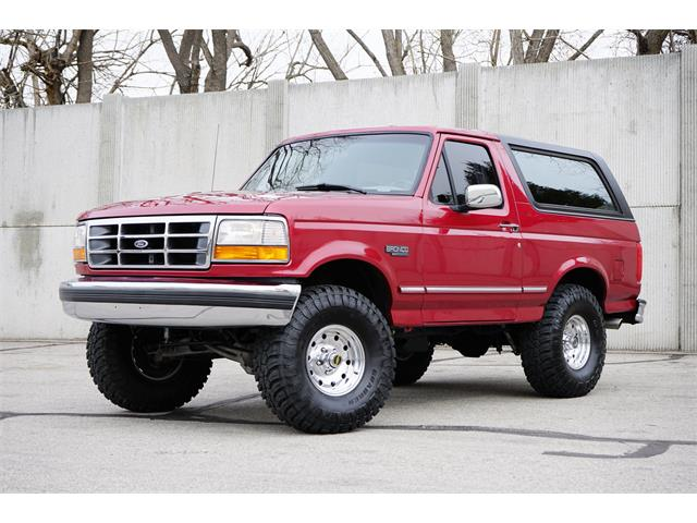 1994 Ford Bronco (CC-1459028) for sale in Boise, Idaho