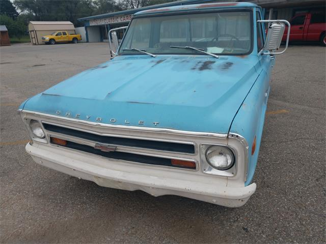 1968 Chevrolet C10 (CC-1450903) for sale in BENTON, Kansas