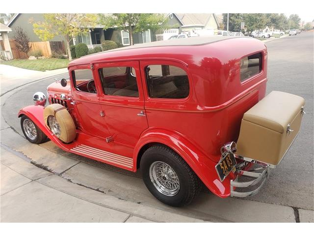 1931 Hudson 4-Dr Sedan (CC-1459034) for sale in Merced, California