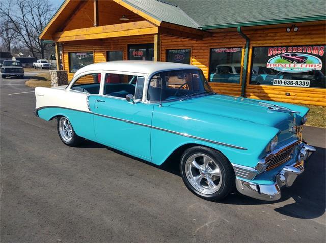 1956 Chevrolet 210 (CC-1459041) for sale in Goodrich, Michigan