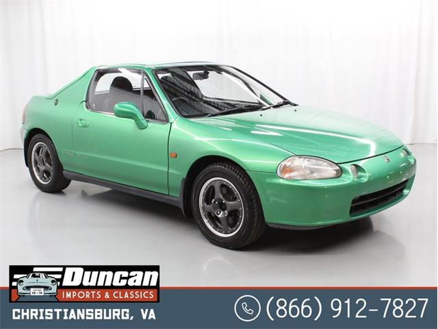 1992 Honda CRX (CC-1459059) for sale in Christiansburg, Virginia