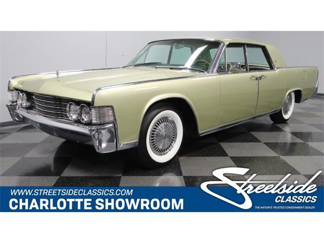 1965 Lincoln Continental (CC-1459064) for sale in Concord, North Carolina