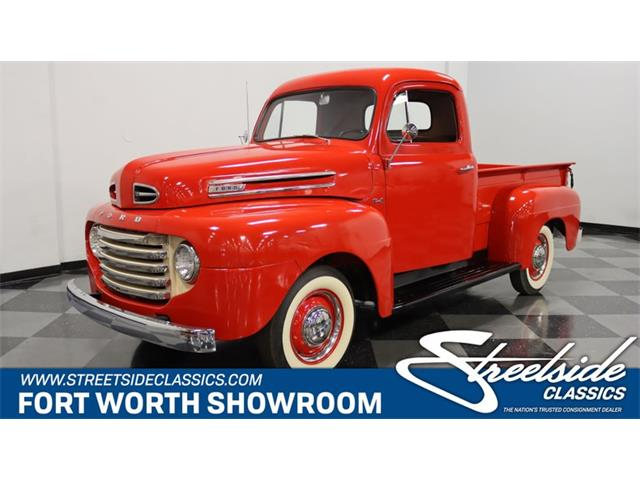 1948 Ford F1 (CC-1459070) for sale in Ft Worth, Texas