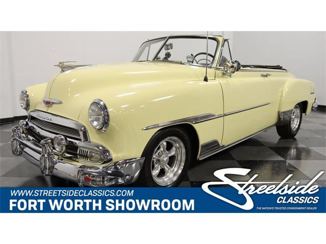 1951 Chevrolet Styleline (CC-1459071) for sale in Ft Worth, Texas