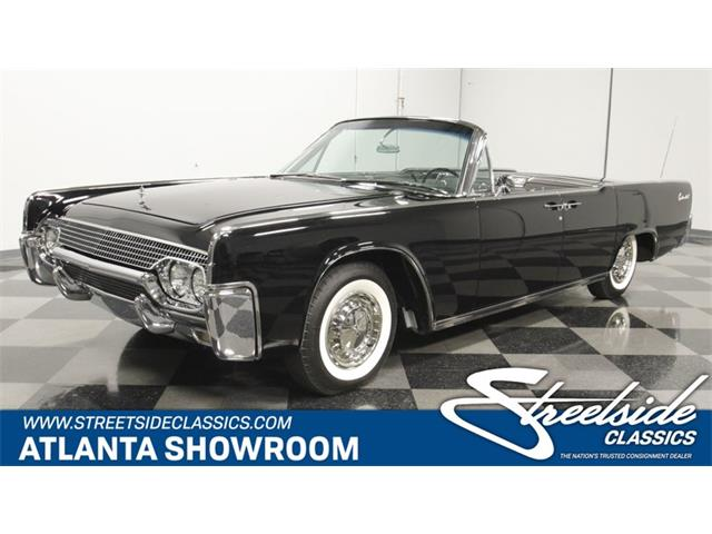 1961 Lincoln Continental (CC-1459073) for sale in Lithia Springs, Georgia