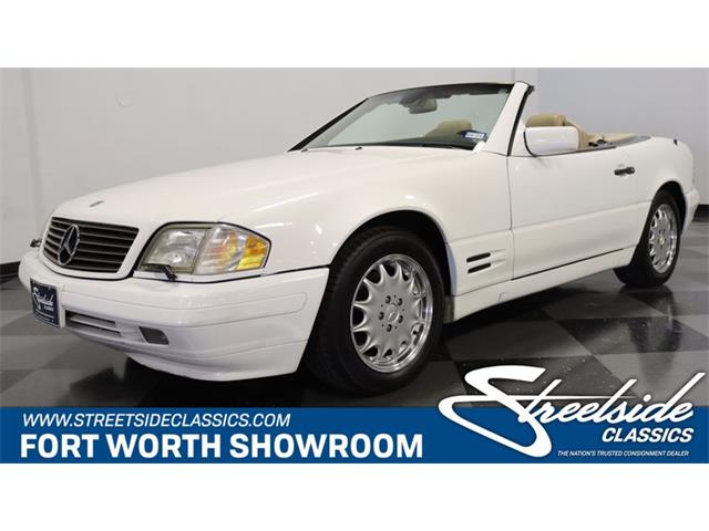 1997 Mercedes-Benz 320SL (CC-1459075) for sale in Ft Worth, Texas