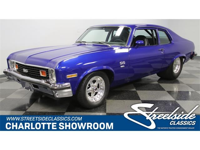 1974 Chevrolet Nova (CC-1459096) for sale in Concord, North Carolina