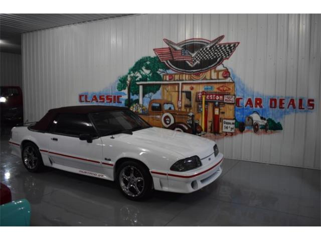 1989 Ford Mustang (CC-1459103) for sale in Cadillac, Michigan
