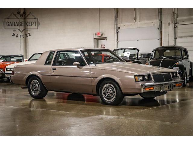 1984 Buick Regal (CC-1459110) for sale in Grand Rapids, Michigan