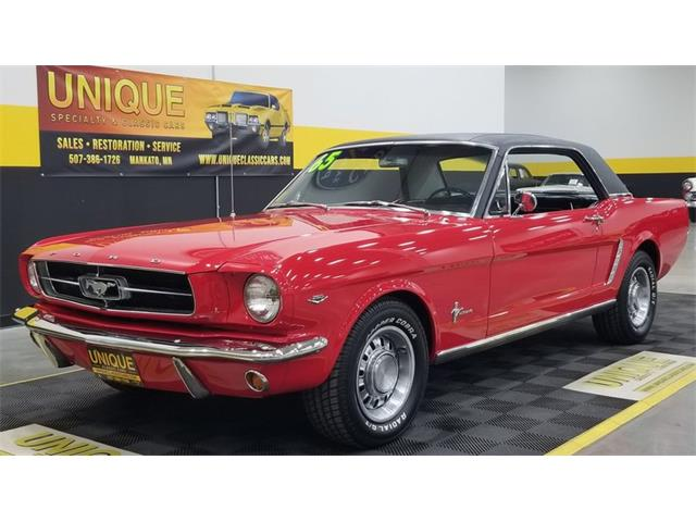 1965 Ford Mustang (CC-1459117) for sale in Mankato, Minnesota