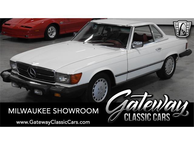1978 Mercedes-Benz 450SL (CC-1450912) for sale in O'Fallon, Illinois