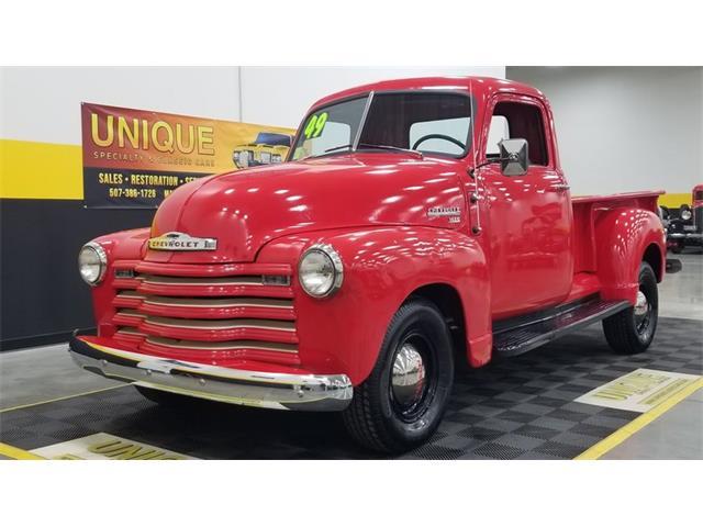 1949 Chevrolet Pickup (CC-1459120) for sale in Mankato, Minnesota