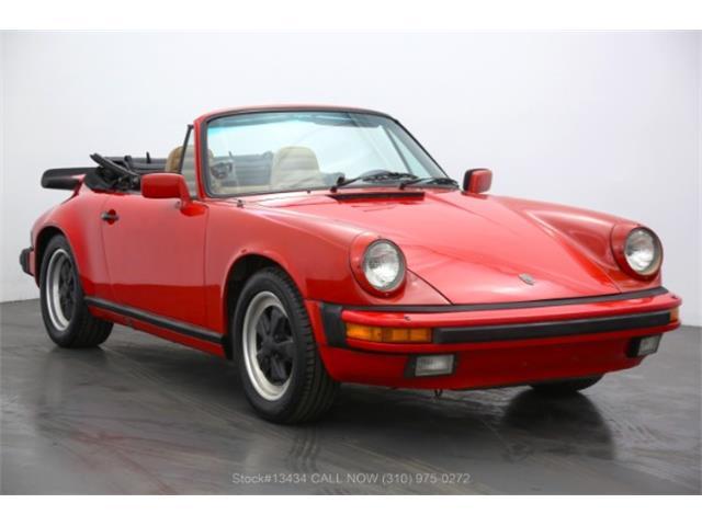 1984 Porsche Carrera (CC-1459122) for sale in Beverly Hills, California