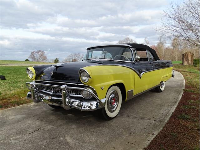 1955 Ford Fairlane (CC-1459138) for sale in Greensboro, North Carolina