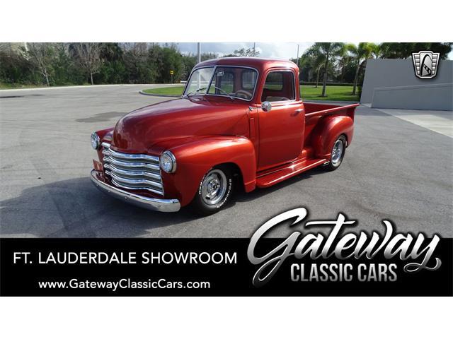 1950 Chevrolet 3100 (CC-1459139) for sale in O'Fallon, Illinois