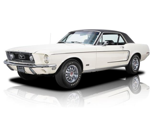 1968 Ford Mustang (CC-1459145) for sale in Charlotte, North Carolina