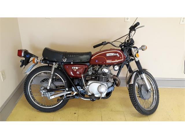 1972 Honda CL175 (CC-1459146) for sale in Greensboro, North Carolina