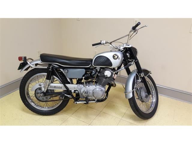 1965 Honda CL175 (CC-1459147) for sale in Greensboro, North Carolina
