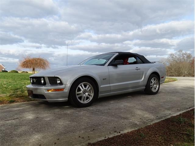2007 Ford Mustang (CC-1459163) for sale in Greensboro, North Carolina