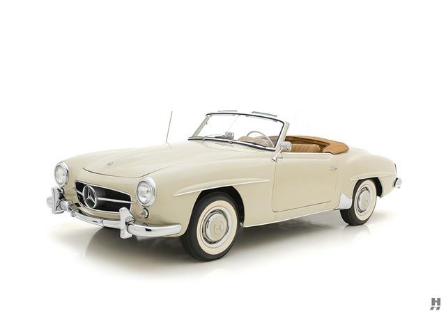 1958 Mercedes-Benz 190SL (CC-1459165) for sale in Saint Louis, Missouri