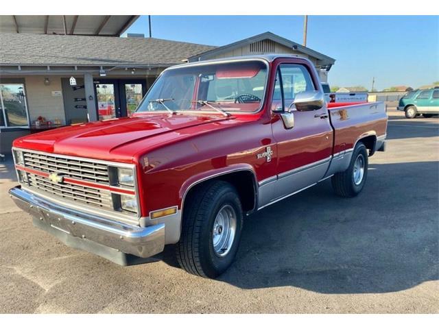 1983 Chevrolet Silverado (CC-1459181) for sale in Greensboro, North Carolina