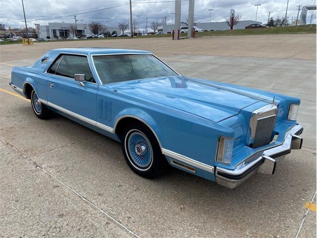 1978 Lincoln Mark V (CC-1459185) for sale in Greensboro, North Carolina
