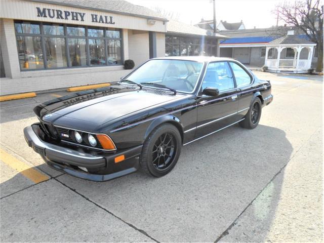 1987 BMW M6 (CC-1459187) for sale in Greensboro, North Carolina