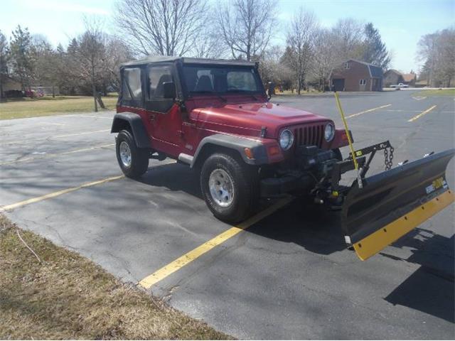 1997 Jeep Wrangler (CC-1459188) for sale in Cadillac, Michigan