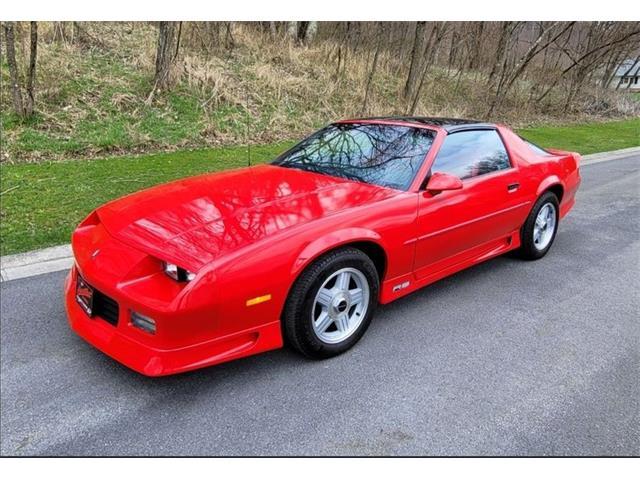 1992 Chevrolet Camaro (CC-1459193) for sale in Greensboro, North Carolina