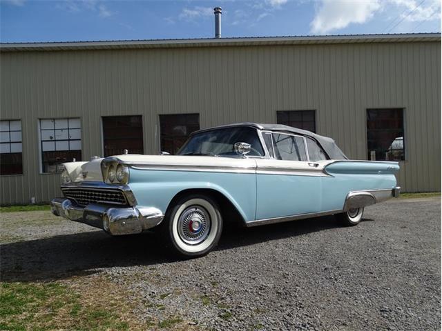 1959 Ford Galaxie (CC-1459202) for sale in Greensboro, North Carolina