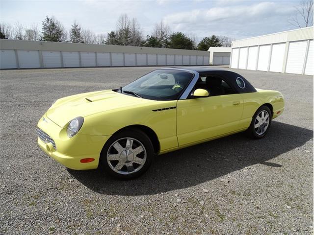 2002 Ford Thunderbird (CC-1459206) for sale in Greensboro, North Carolina