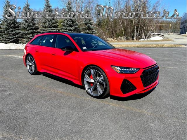 2021 Audi RS6 (CC-1459207) for sale in North Andover, Massachusetts