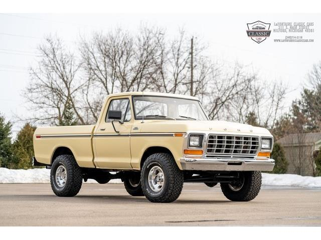 1979 Ford F150 (CC-1459208) for sale in Milford, Michigan