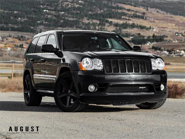 2010 Jeep Grand Cherokee (CC-1459215) for sale in Kelowna, British Columbia