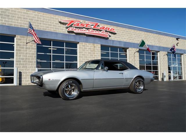 1967 Pontiac Firebird (CC-1459220) for sale in St. Charles, Missouri