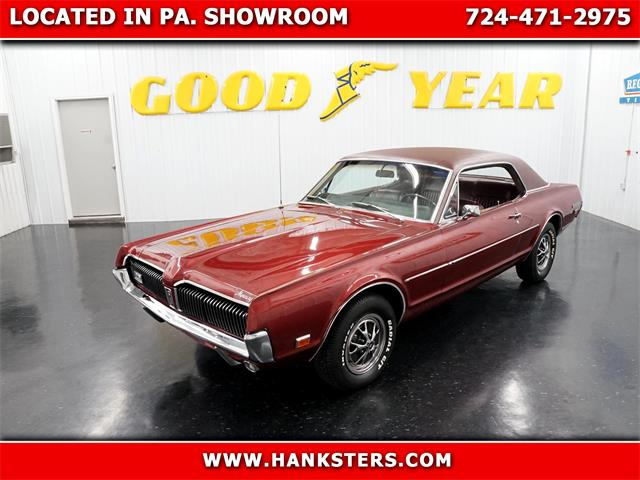 1967 Mercury Cougar (CC-1459224) for sale in Homer City, Pennsylvania