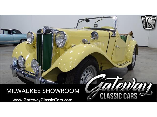 1952 MG TD (CC-1459230) for sale in O'Fallon, Illinois