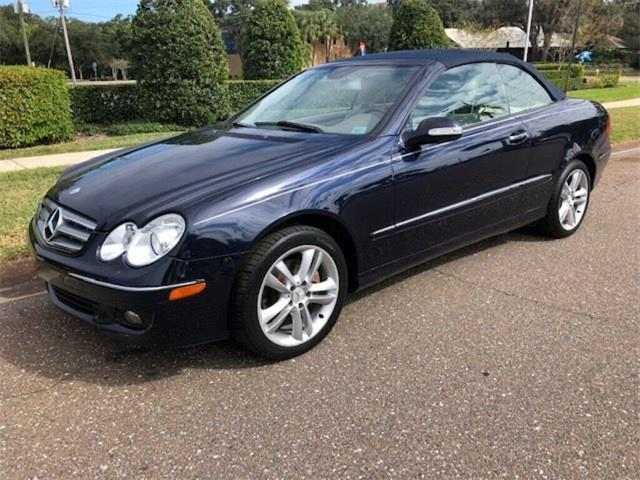 2006 Mercedes-Benz CLK (CC-1459241) for sale in Hilton, New York