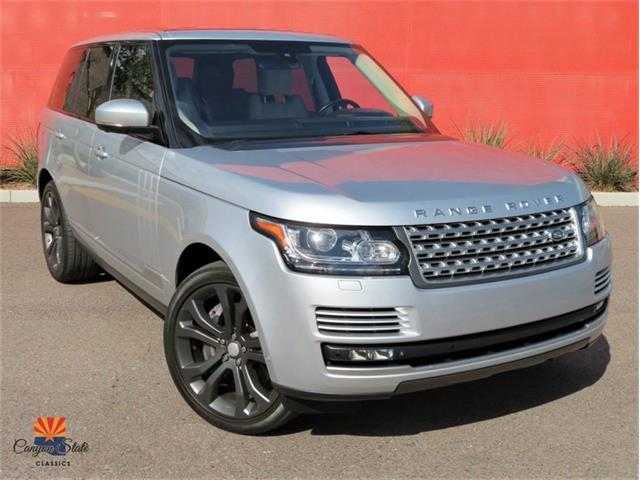 2015 Land Rover Range Rover (CC-1459245) for sale in Tempe, Arizona